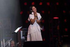 Cerita Andien Aisyah Merinding Saat Nyanyi di Luar Negeri