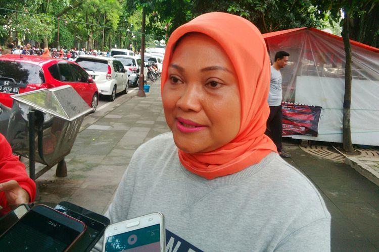 Ida Fauziah Apresiasi Car Free Day Di Solo Kompas Com
