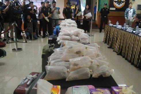 Penyelundupan 113.300 Benih Lobster ke Singapura Gagal, 2 Pemiliknya Kabur