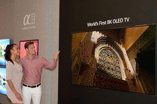 LG Luncurkan TV OLED Resolusi 8K Pertama di Dunia