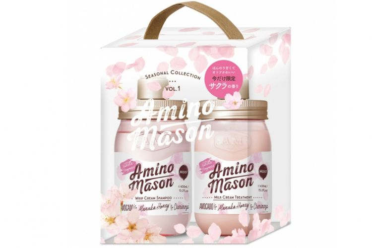 Amino Mason Shampoo & Treatment
