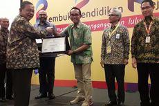AHM Kantongi Penghargaan Vokasi dari Kemendikbud