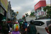 Terjebak Macet Selama 1 Jam di Jalan Dewi Sartika Depok