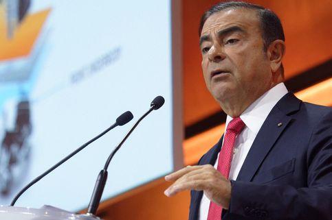 Renault Tetap Pertahankan Ghosn di Pucuk Pimpinan