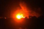 Ledakan di Pabrik Kimia di China, 12 Orang Tewas