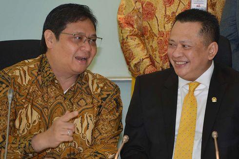 Ketua DPR Bambang Soestayo Vs Representasi Slogan