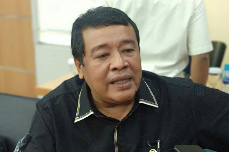 Anggota Komisi D DPRD DKI Jakarta Bestari Barus