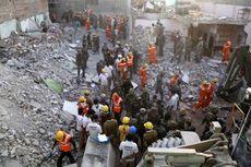 Ledakan saat Pesta Pernikahan di India, 18 Orang Tewas