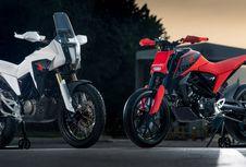 Supermoto dan Motor Petualang Bermesin Kecil dari Honda