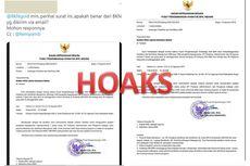Beredar Surat Pelatihan dan Sertifikasi ASN di Bogor, BKN Pastikan Hoaks