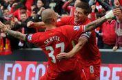 Steven Gerrard Sulit untuk Kembali Satu Klub dengan Martin Skrtel
