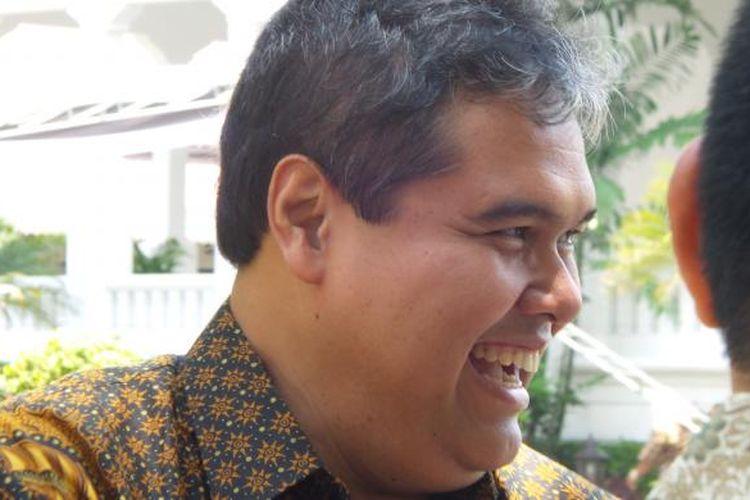 Deputi II Staf Kepresidenan Yanuar Nugroho