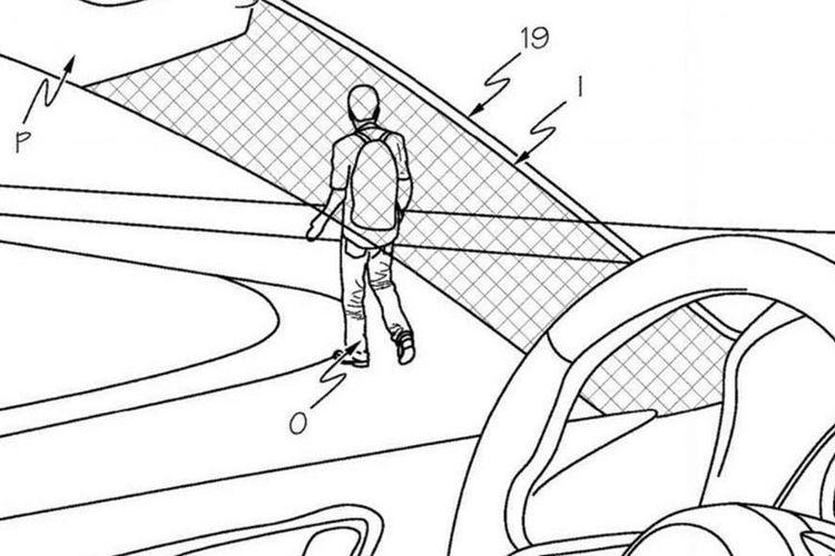 Toyota parenkan teknologi Pilar A yang bisa tembus pandang