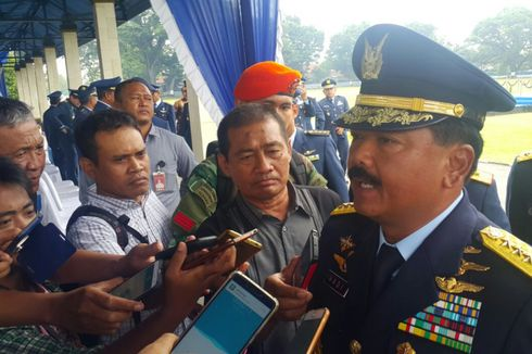 Berita Populer: Suksesi Panglima TNI hingga Kisah ATM Uang Saku Pejabat Kemenhub