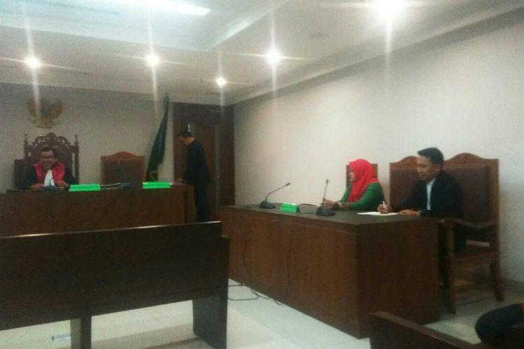 Sidang gugatan perdata  Forum Warga Kota Jakarta (Fakta) menggugat Pemerintah Provinsi DKI Jakarta di Pengadilan Negeri Jakarta Pusat, Kamis (13/7/2017).