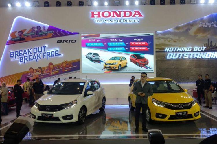 Peluncuran All New Honda Brio di Surabaya