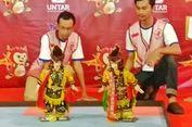 Untar Gairahkan Kembali Robotika Indonesia lewat KRI