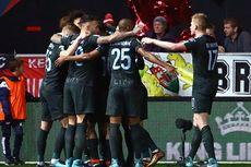 Manchester City Melangkah ke Final Piala Liga Inggris