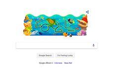 Mengenal Indahnya Taman Nasional Bunaken di Google Doodle Hari Ini