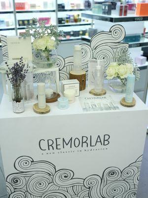 Rangkaian produk Cremorlab.