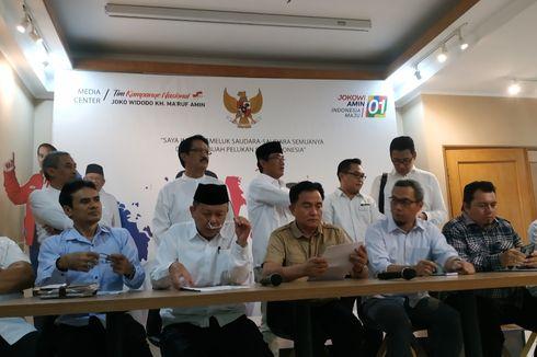 Tim Hukum TKN Sudah Bekerja untuk Hadapi Sengketa Pilpres di MK