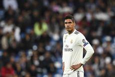 Varane Tegaskan Bertahan di Real Madrid