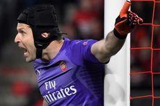 Petr Cech Bahas Kemungkinan Lawan Chelsea di Final Liga Europa