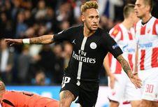 Meski Tanpa Neymar, PSG Tetap Favorit Juara Liga Champions