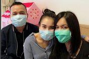 Ayu Ting Ting ke Singapura Pulang Pergi demi Jenguk Putri Denada
