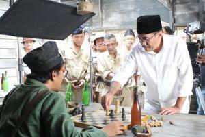 Djarot Saiful Hidayat Ikut Akting dalam Teaser Film Nagabonar Reborn