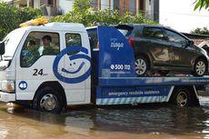 Tangkal Risiko Dampak Banjir Cukup di Ujung Jari...