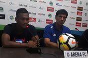 Milan Petrovic Keluhkan Skuad Arema Tak Komplet Saat Lawan Persela