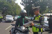 Pesan Polisi Kepada Penunggak Pajak Kendaraan di Jakarta