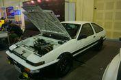 Toyota AE86 'Tukang Tahu' Ditawar Rp 1,7 miliar