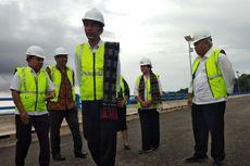 Jokowi Resmikan Pos Lintas Batas Negara Motamasin dan Wini di NTT