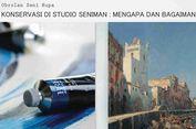 Diskusi Mengenai Konservasi di Bentara Jakarta