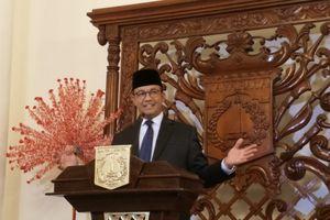 Anies: Vatikan Bukan Sahabat Baru bagi Jakarta