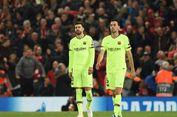 Liverpool Vs Barcelona, Permintaan Maaf Busquets