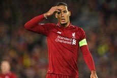 Van Dijk Juga Terancam Absen pada Laga Liverpool Vs Barcelona