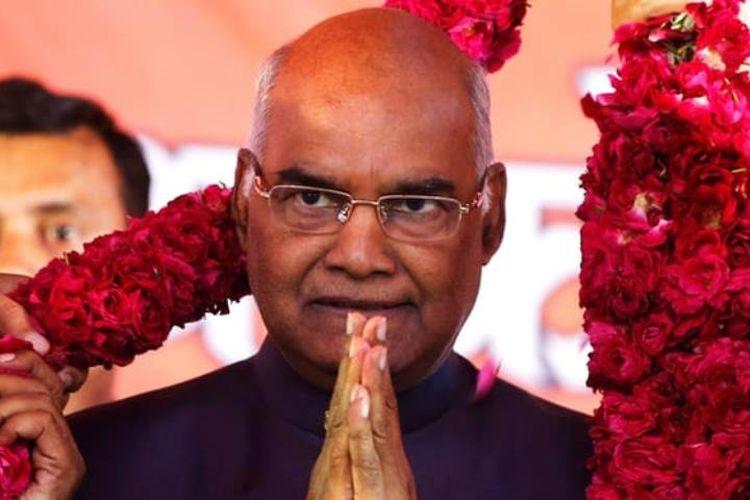 Ram Nath Kovind (71), calon kuat presiden  India.