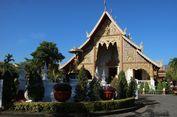 3 Perbedaan Bangunan Kuil di Thailand Utara dan Selatan