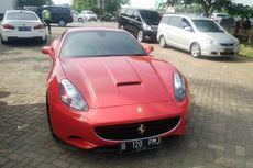 21 Mobil Mewah, dari Ferrari hingga Bentley, Tunggak Pajak di Jakarta Barat