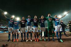 Napoli Menobatkan Diri sebagai Raja Comeback Liga Italia