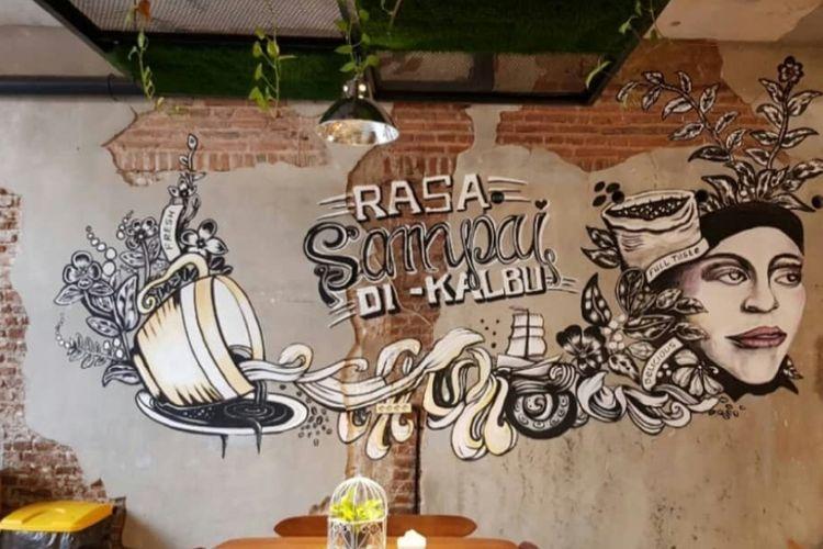 Sayembarakan Nama Kafe, Ada Hadiah Makan Gratis Seumur Hidup, Mau?