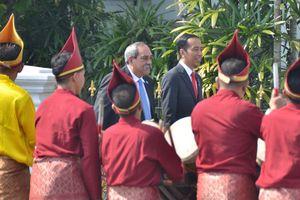 Berdarah Ambon, Presiden Mikronesia Kunjungi Indonesia Sekaligus Pulang Kampung