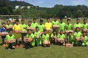 Kompetisi Usia Muda Digelar di Malang