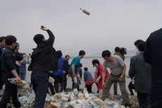 Berita Populer: Pesan Dalam Botol dari Pembelot Korut, hingga Pesangon di Venezuela