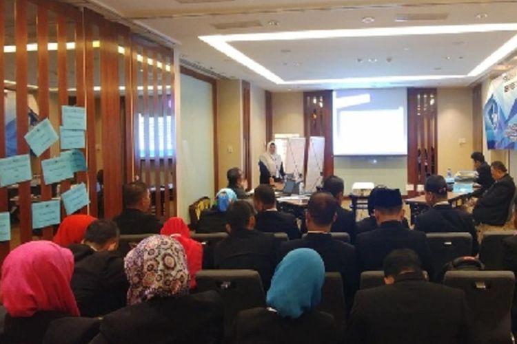 Puluhan Guru SD dan SMP Bersaing dalam Pemilihan Guru Berprestasi
