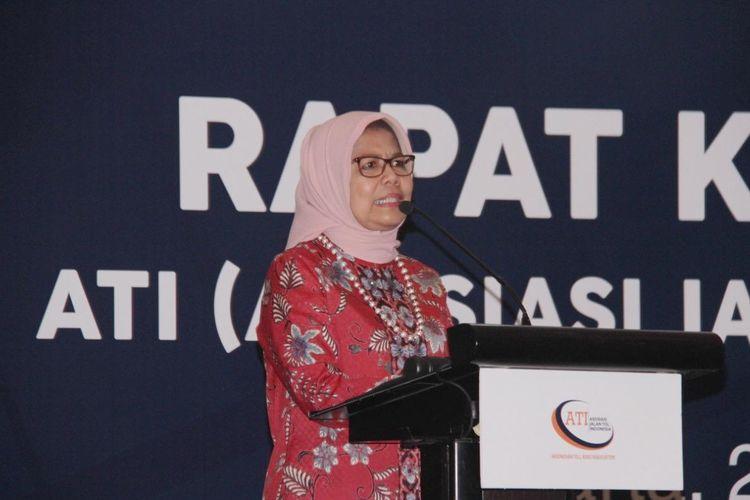 Ketua Umum ATI Desi Arryani