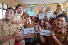 5 Fakta Kasus Foto 6 ASN Acungkan 2 Jari di Sekolah, Bawa Stiker Prabowo-Sandi hingga Dipecat